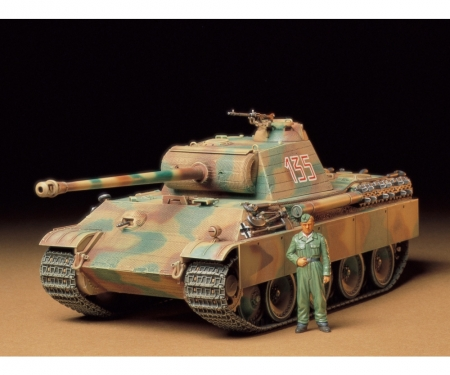 1:35 WWII SdKfz.171 Panther Aus.G Fr.(1)