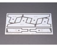 1:35 WWII Zimmerit-Spatel-Set Fotoätz