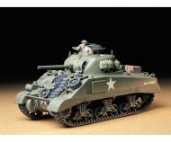 1:35 WWII US Mitl.Pz. M4 Sherman Fr.(3)