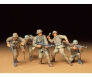 1:35 WWII Fig.-Set Dt. Frontsoldaten (5)