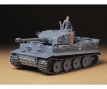1:35 WWII PzKpfw.VI Tiger I E Frühe(1)