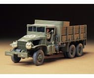 1:35 WWII US 2.5to Transport LKW GMC(1)