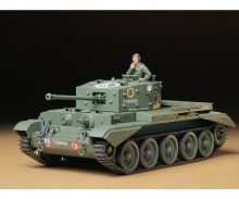1:35 WWII Brit. Pz Crom.Mk.IV Cruiser(1)