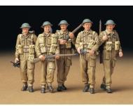 1:35 WWII Fig-Set Brit.Infant.Patrol.(5)