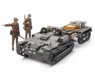 1:35 WWII Franz. Transport. gep.m.An.(4)