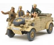 1:35 WWII Dt. Kübelwagen T82 Ramcke (5)