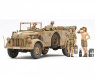 1:35 WWII Ger. Steyr 1500A/01 Africa (4)