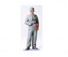 1:16 WWII Figur Deutscher Panzersoldat