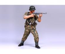 1:16 WWII Figur Deut. Infanterie Soldat