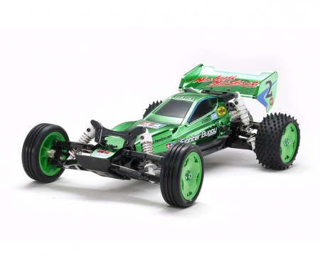 Neo Fighter Buggy GrnMet DT-03