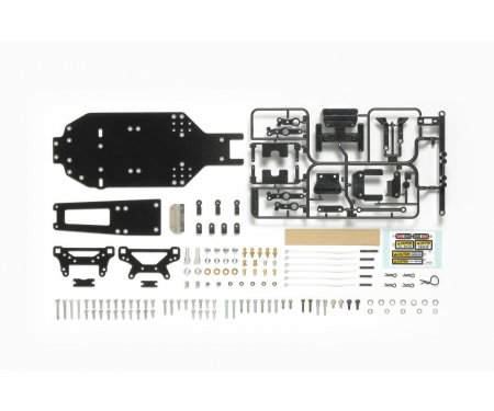 TA02 FRP Chassis Conv. Set