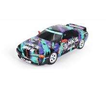 1:10 RC HKS Skyline GT-R Gr.A (TT-01E)