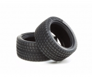 M-Chassis Radial Tires (2) 54x24 mm Kit