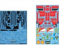 F104 Sticker Set F2012