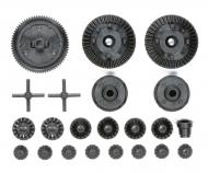 TT-02 G-Teile Getriebe