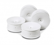 1:10 Dish-Wheels white 24mm (4)