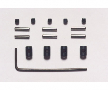 Assembly Universal Shaft Connector (4)