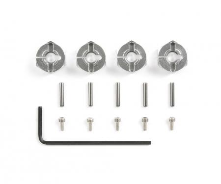 CR-01 Alum. Wheel Hub Clamp Type 6mm (4)