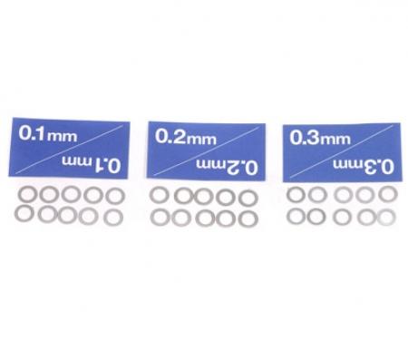 Shim Set 5mm 3x10