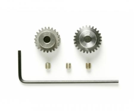 DF-03 Pinion Gear 23/25 T Steel M0.5