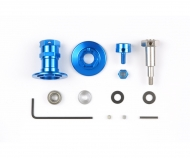 F-104 Alu Diff. Housing Set