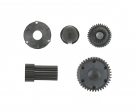 M-03/04/05/06 Reinforced Gear Set black
