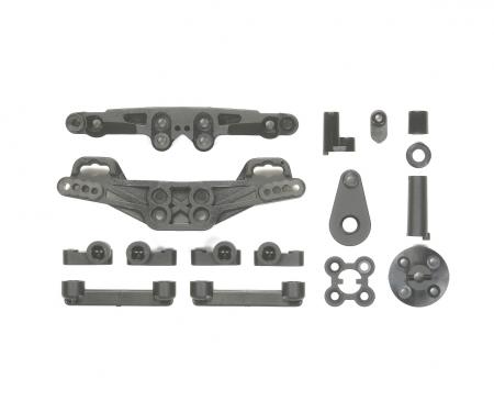 XV-01 J&JJ Parts Damper stay Carb. rein.