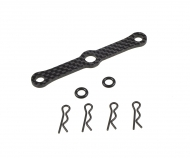 M-05/06 Carbon Body Mount Crossmember