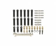 TT-02B Full Turnbuckle-Set adjust. (7)