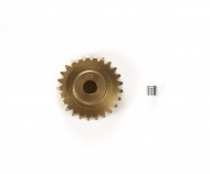TRF M0.6 Alu.Pinion Gear 25T Hard coat.