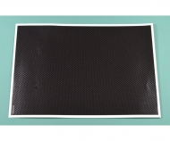 Carbon Dekorbogen DIN A5