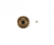 06 H. Coated Alu. Pinion 22T