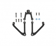 TA07 Carbon Stiffeners (Front)