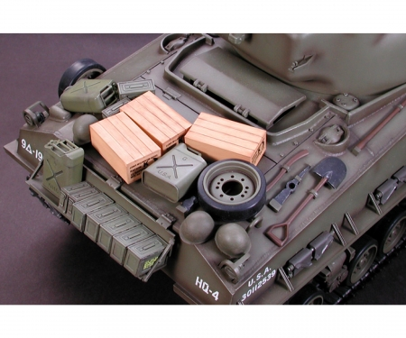 1:16 RC US Panzer Sherman M4 Full Option