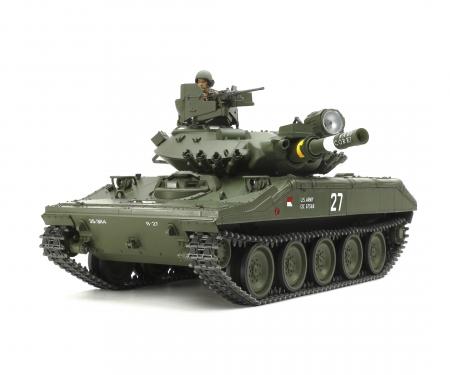 1:16 RC US M551 Sheridan Kit Full Option