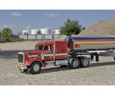 1:14 RC US Truck King Hauler Bausatz