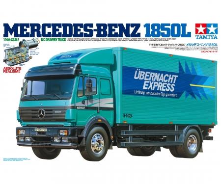 1:14 RC Ger. Truck MercBenz 1850L ON Kit