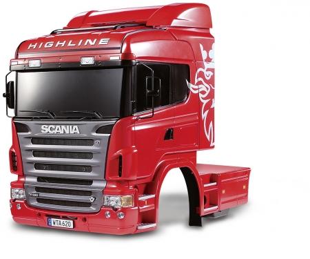 1:14 Body-Set Scania R620 6x4 Highline