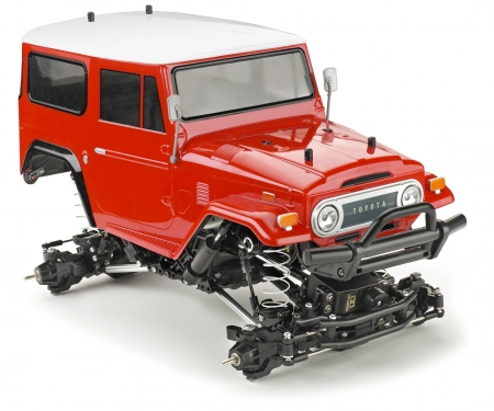 1:10 RC Toyota Land Cruiser 40 CR-01