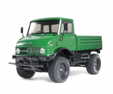 1:10 RC Mercedes Benz Unimog 406 CC-01