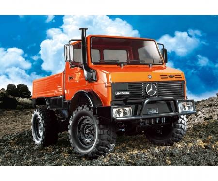 1:10 RC Mercedes Benz Unimog U425(CC-01)