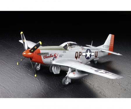 1:32 WWII North American P-51D Mustang