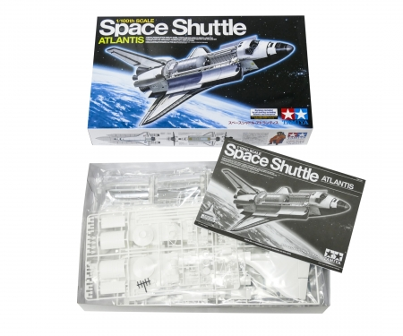 1:100 Space Shuttle Atlantis