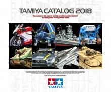 2017 Tamiya Catalog (4 languages)