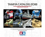 2017 Tamiya Catalog (4 languages)