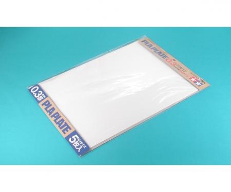 Pla-Plate 0.3mm B4 Size *5