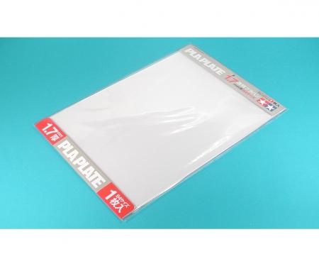 Clear Pla-Plate 1.7mm B4 *1