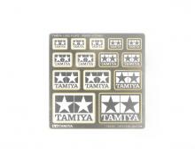 Photoätz Tamiya-Logo Sheet (14) 0,3mm