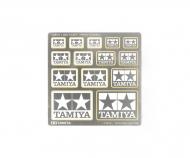 Tamiya Logo Plate