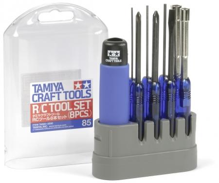 RC-Werkzeugset 8tlg.